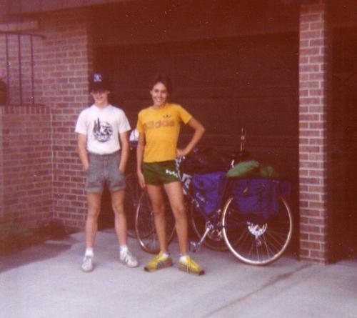 Wagon Train Tour July 1981 (Pose)