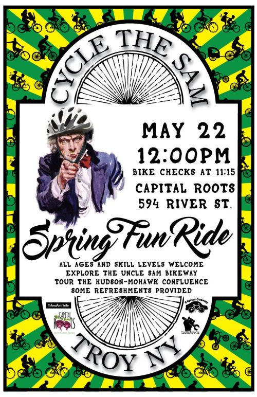 Cycle the Sam 05.22.16