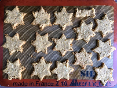 Frida's Birthday Biscuits 06.01.16